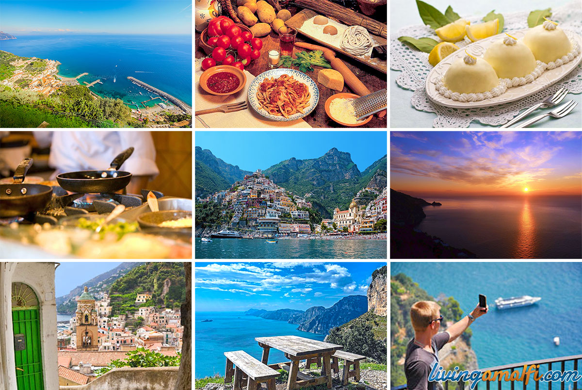 9 things that if you did not do on the Amalfi Coast, you wasted it all!