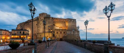 Naples and Herculaneum Tour