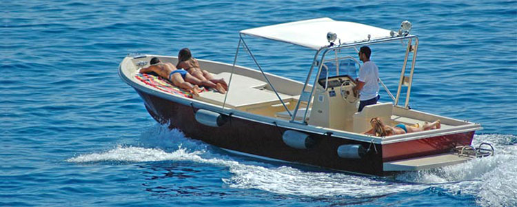 Pinto 750 boat
