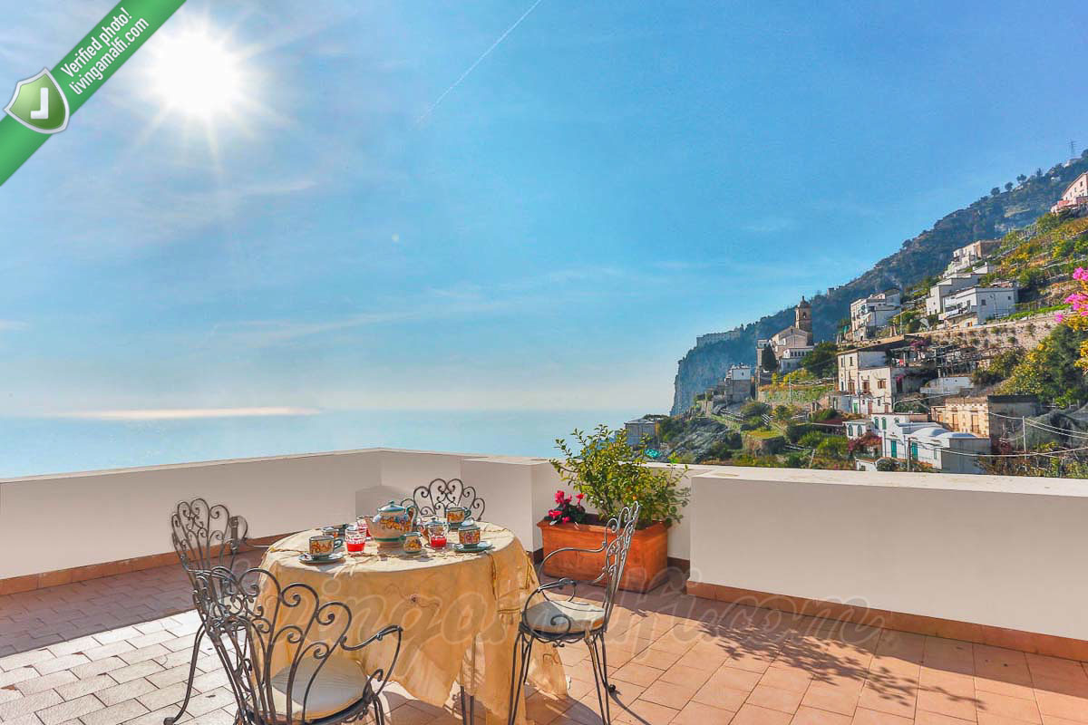 Luxury House Casa Alata - Villa in Amalfi