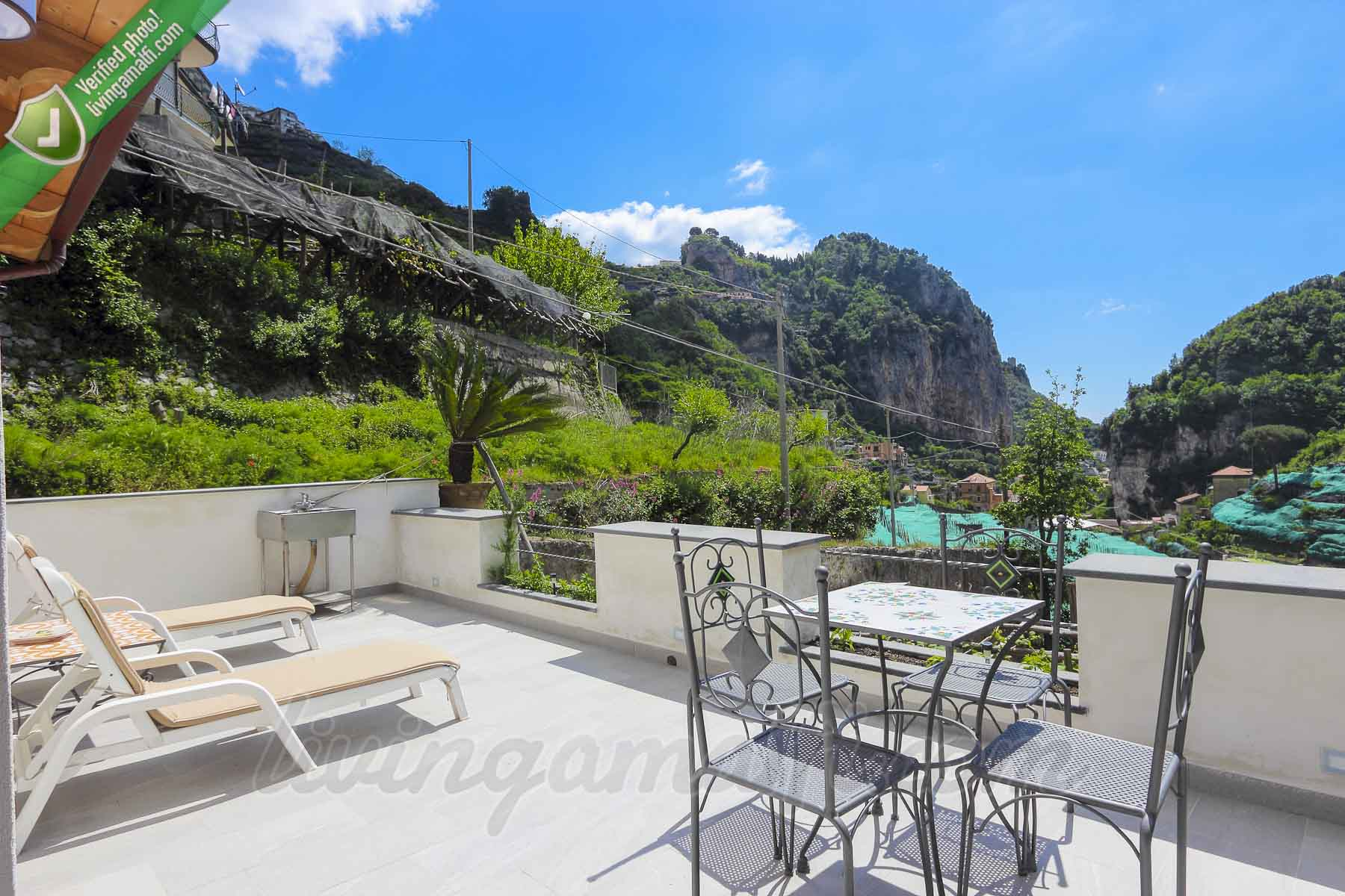 Amalfi Vineyard House - Apartment in Amalfi