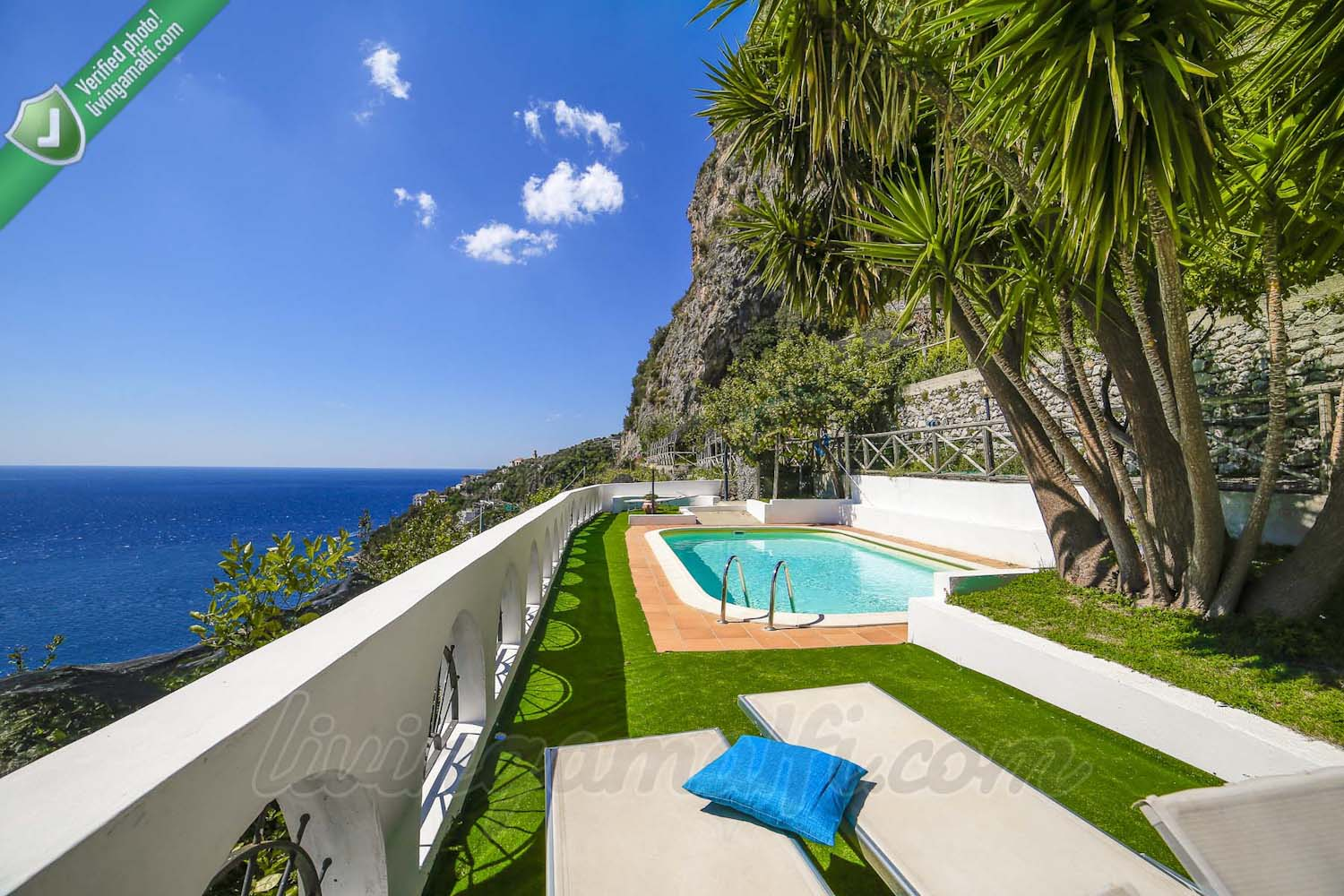 Vespero Villa with private pool and dependance apartment - Villa in Amalfi