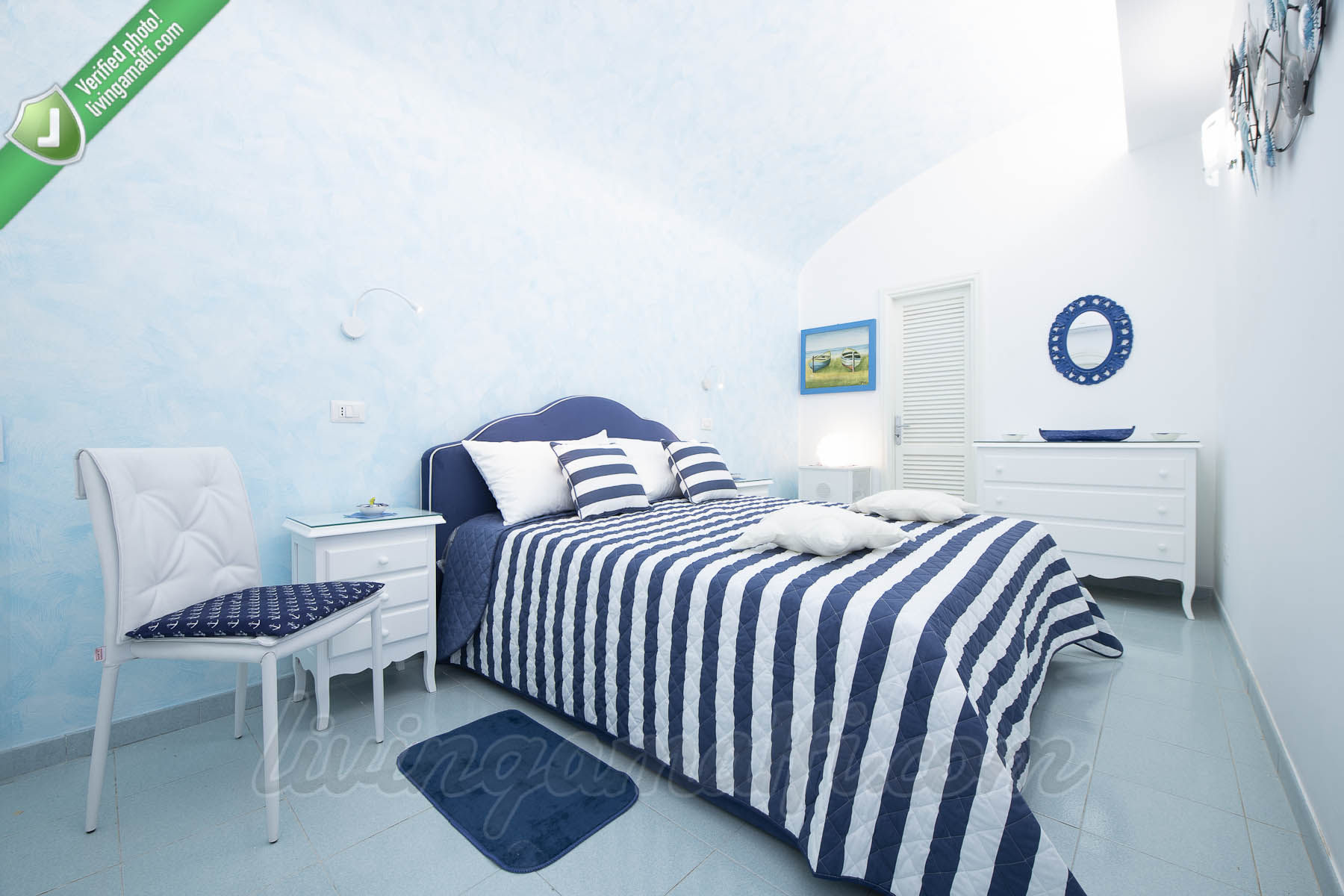 Coral House - Apartment in Atrani